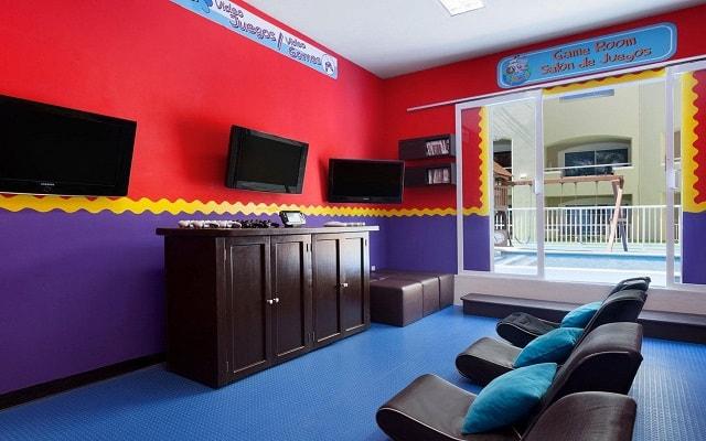 Hotel Gran Caribe Resort and Spa, sala de videojuegos