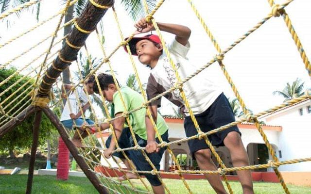 Hotel Gran Festivall Manzanillo All Inclusive Resort, los niños encontrarán varias opciones para divertirse