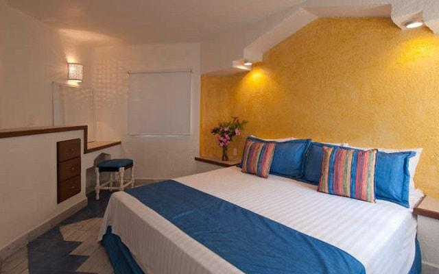 Hotel Gran Festivall Manzanillo All Inclusive Resort habitación Villa Platino
