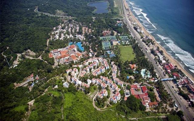 Hotel Gran Festivall Manzanillo All Inclusive Resort tiene una extensión de 33 hectáreas