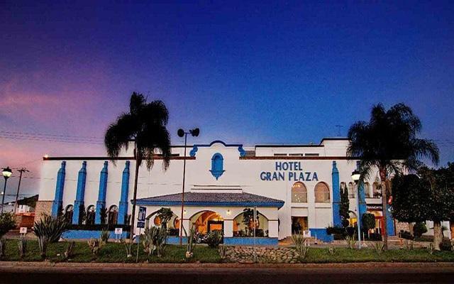 Hotel Gran Plaza & Convention Center en Guanajuato Ciudad