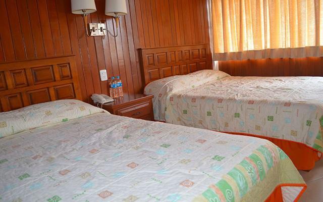 Gran Santiago Plaza Confort, habitaciones bien equipadas