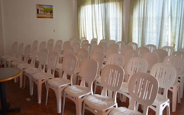 Gran Santiago Plaza Confort, salón para eventos