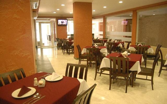 Hotel Gran Vía, buena propuesta gastronómica