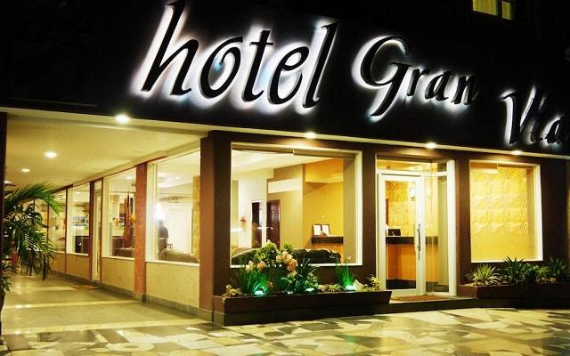 Hotel Gran Vía en Veracruz Puerto
