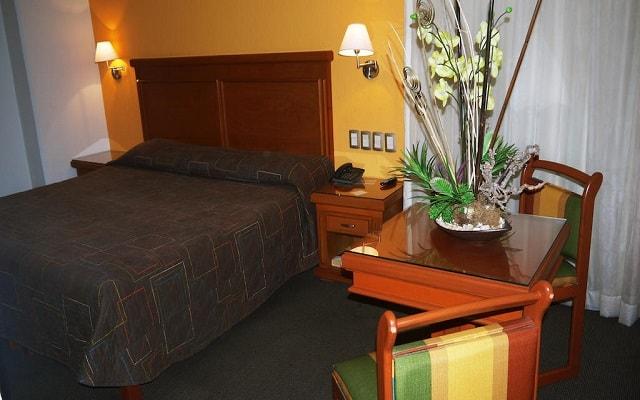 Hotel Gran Vía, espacios diseñados para tu descanso