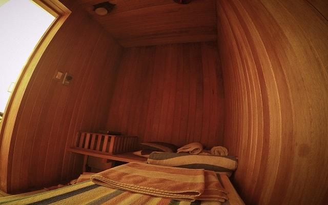 Hotel Gran Vía, sauna