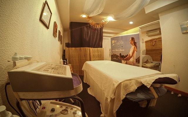 Hotel Gran Vía, permite que te consientan en el spa