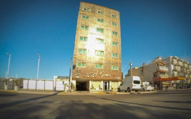 Hotel Gran Vía, buena ubicación