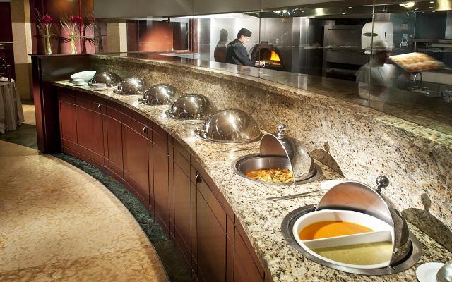 Hotel Grand Fiesta Americana Chapultepec, variedad de alternativas para tus comidas