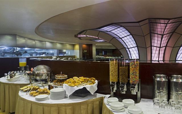 Hotel Grand Fiesta Americana Chapultepec, comienza el día con un rico desayuno