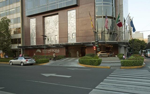 Hotel Grand Fiesta Americana Chapultepec, excelente ubicación
