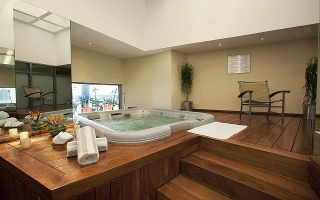 Hotel Grand Fiesta Americana Chapultepec, ambiente ideal para relajarte