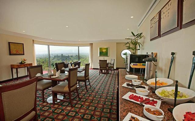Hotel Grand Fiesta Americana Chapultepec, piso ejecutivo