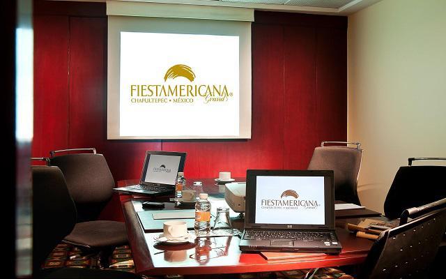 Hotel Grand Fiesta Americana Chapultepec, sala de juntas