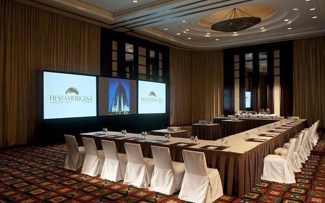 Hotel Grand Fiesta Americana Chapultepec, sala de conferencias
