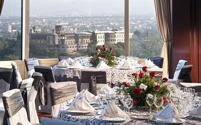 Hotel Grand Fiesta Americana Chapultepec, equipamiento de calidad para tu celebración