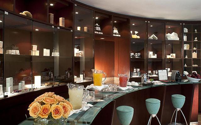 Hotel Grand Fiesta Americana Chapultepec, disfruta una bebida en el bar del spa