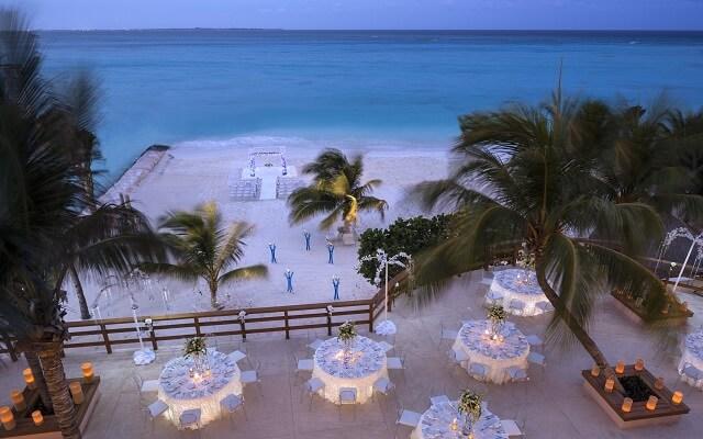 Hotel Grand Fiesta Americana Coral Beach Cancún, tu boda como la soñaste