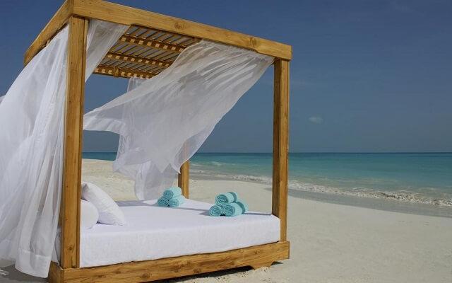 Hotel Grand Fiesta Americana Coral Beach Cancún, amenidades en cada sitio