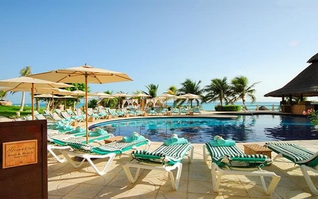 Hotel Grand Fiesta Americana Coral Beach Cancún, relájate en ambientes de gran confort
