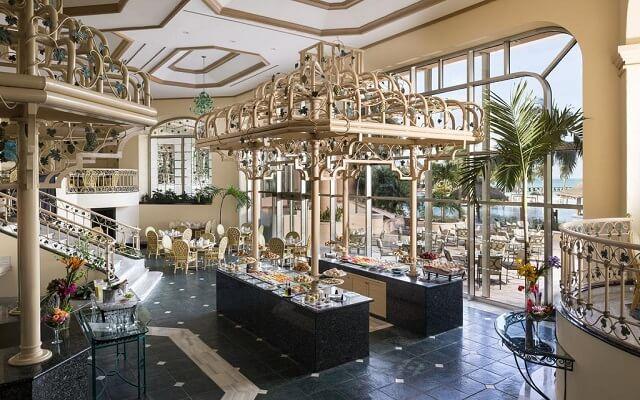 Hotel Grand Fiesta Americana Coral Beach Cancún, gastronomía de calidad