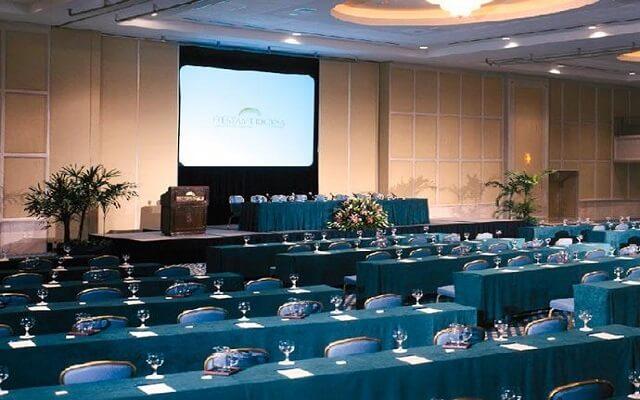 Hotel Grand Fiesta Americana Coral Beach Cancún, salones equipados para tu evento