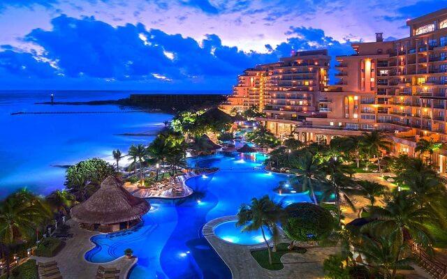 Hotel Grand Fiesta Americana Coral Beach Cancún en Zona Hotelera