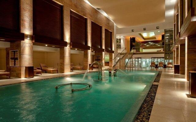 Hotel Grand Fiesta Americana Coral Beach Cancún, hidroterapia