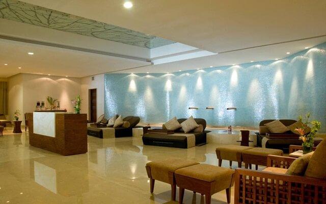 Hotel Grand Fiesta Americana Coral Beach Cancún, permite que te consientan en el spa