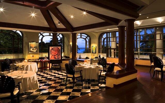 Hotel Grand Fiesta Americana Coral Beach Cancún, Restaurante Le Basilic