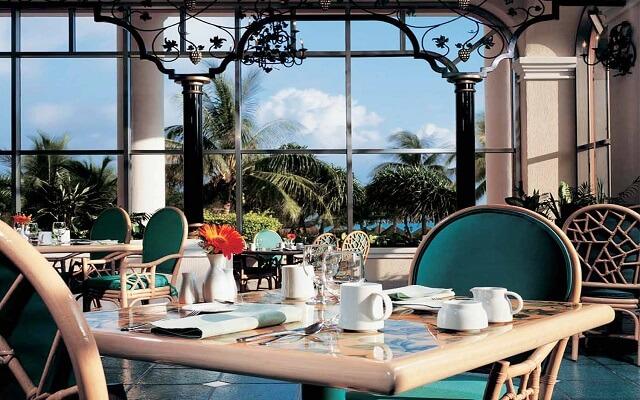 Hotel Grand Fiesta Americana Coral Beach Cancún, Restaurante Viña del Mar