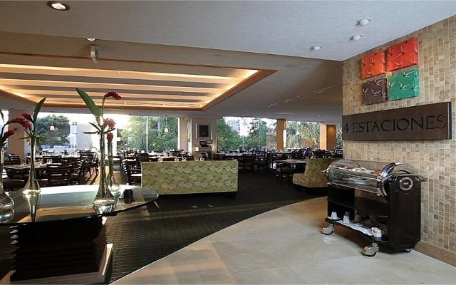 Hotel Grand Fiesta Americana Guadalajara Country Club, Restaurante 4 Estaciones