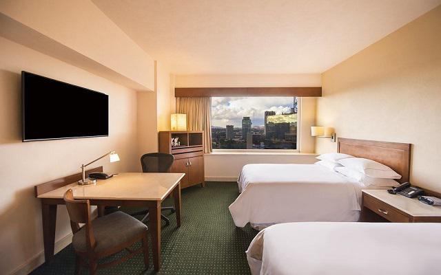 Hotel Grand Fiesta Americana Guadalajara Country Club, espacios diseñados para tu descanso