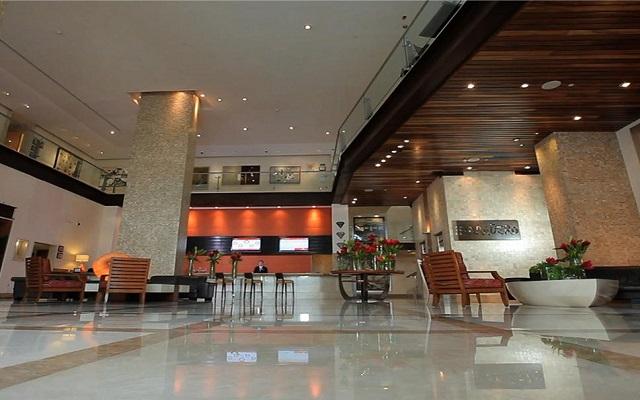 Hotel Grand Fiesta Americana Guadalajara Country Club, ambientes agradables