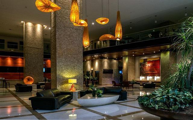 Hotel Grand Fiesta Americana Guadalajara Country Club, lobby