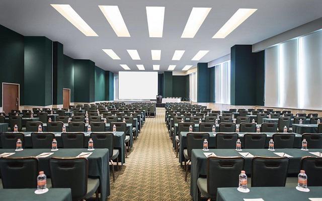 Hotel Grand Fiesta Americana Guadalajara Country Club, salones equipados para tu evento