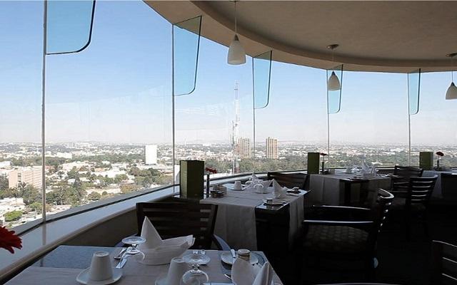 Hotel Grand Fiesta Americana Guadalajara Country Club, vistas hermosas de la ciudad