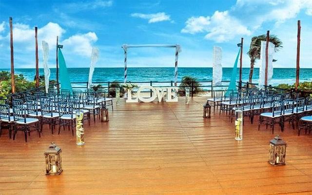 Hotel Grand Oasis Cancún, tu boda como la imaginaste