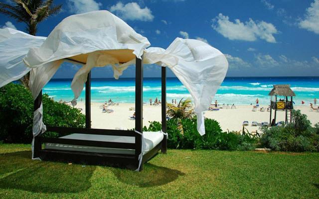 Hotel Grand Oasis Cancún, amenidades en cada sitio