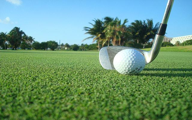 Hotel Grand Oasis Cancún cuenta con campo de Golf