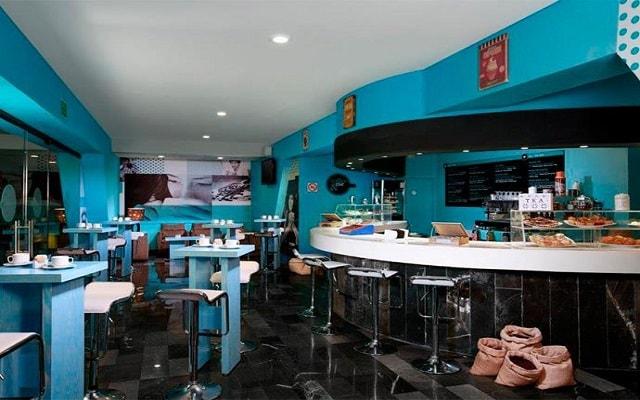Hotel Grand Oasis Cancún, deléitate con un rico café