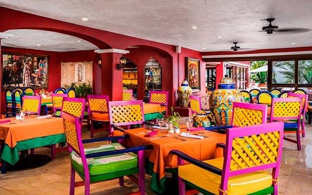 Hotel Grand Oasis Cancún, Restaurante Hacienda Sarape