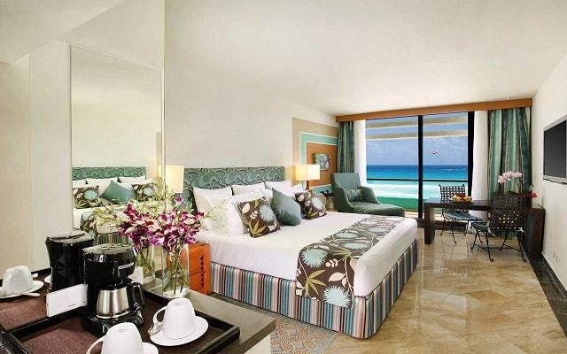 Hotel Grand Oasis Cancún, sitios de gran confort