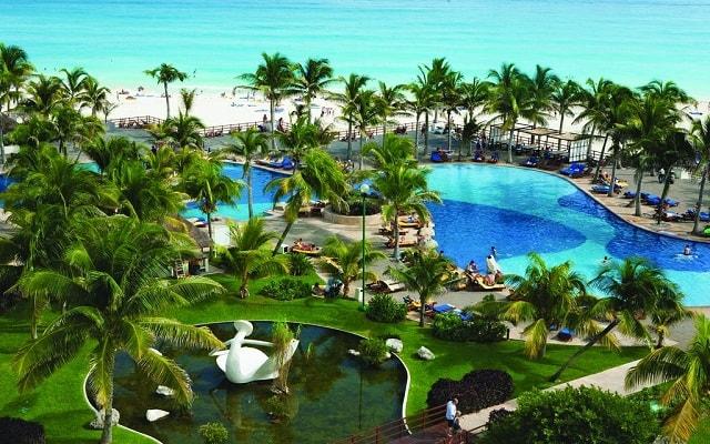 Hotel Grand Oasis Cancún, vistas increíbles