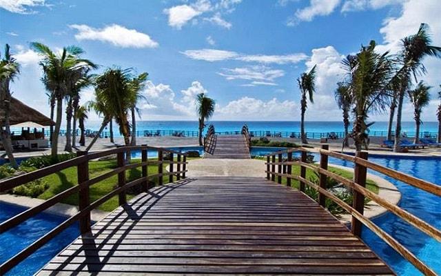 Hotel Grand Oasis Cancún, disfruta el Caribe