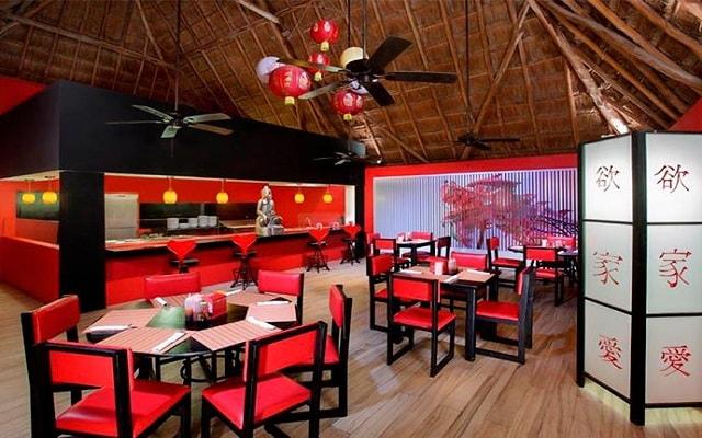 Hotel Grand Oasis Cancún, disfruta de la gastronomía internacional