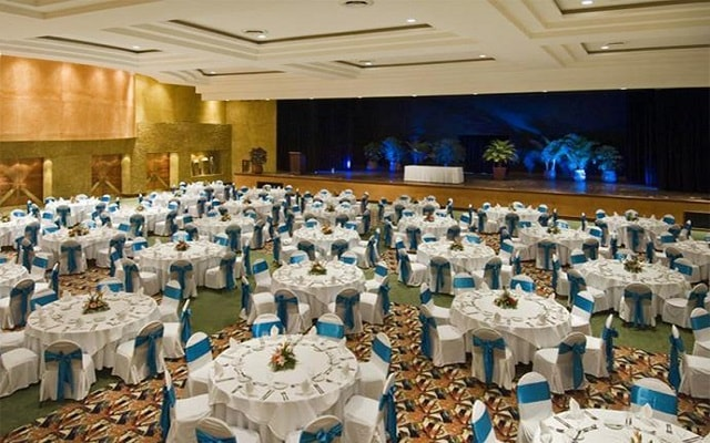 Hotel Grand Oasis Cancún, salón de eventos