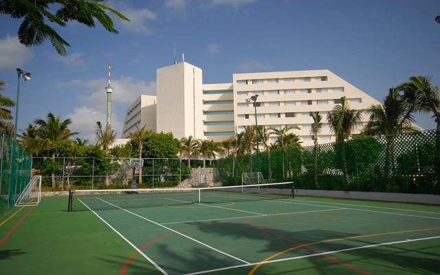 Hotel Grand Oasis Palm, cancha multifuncional