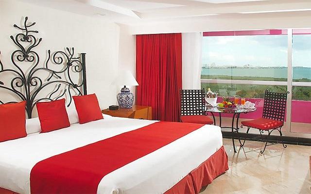 Hotel Grand Oasis Palm, habitaciones bien equipadas
